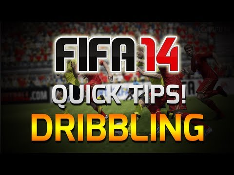 How To Improve Your Dribbling On FIFA - Quick Tip #1