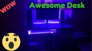 [HINDI] New look for your Desk with LED Strip