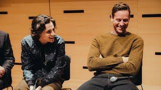 NYFF Live: Making