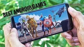 10 Awesome Android Games | Must Try