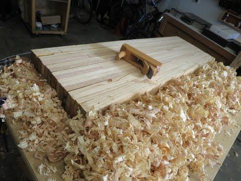 Pallet Wood Bench Seat - I Like To Make Stuff Style
