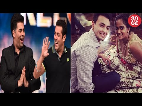 Karan To Launch Salman's Brother-In-Law Aayush | Sonakshi Gives Bunty An Ultimatum