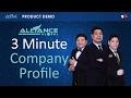 3 Minute Company Profile (AIM Global)