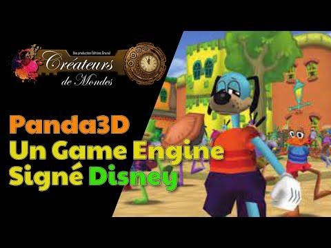 Panda3D, un moteur de jeu 3D pour Python [PC#74]