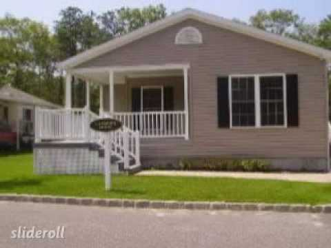 Manufactured, Mobile and RV Homes Communities