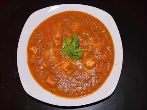 Paneer Butter Masala | Paneer Recipe | Indian Vegetarian Recipe