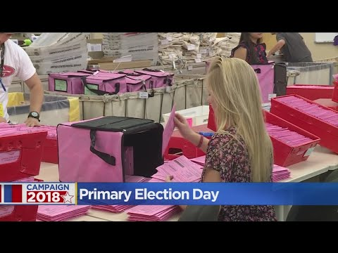 California Primary Election Ballot Changes