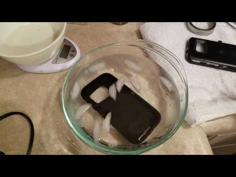 How to fix Otterbox rubber silicone that is getting loose.
