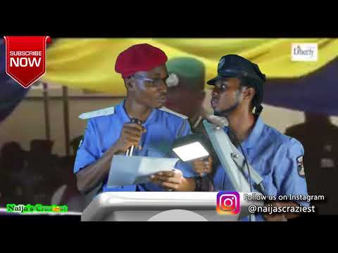 Naijas Craziest Comedy - Transmission Fluid During Speech