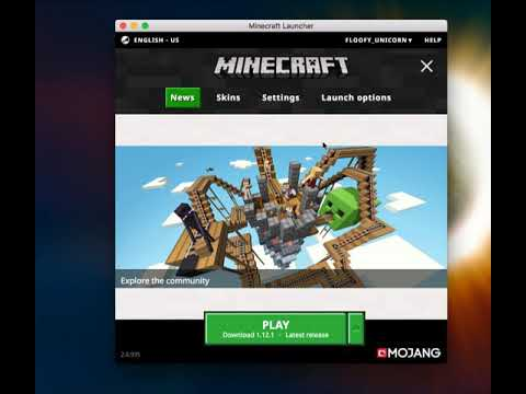 New Launcher How To Change Version Of Minecraft Tutorial