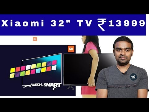 Xiaomi 32 inch Android TV ₹13999, Jio Prime Member Ship End, Android P launch, Tech Prime #126