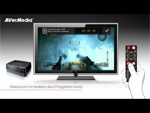 Enregistrez vos Parties de Jeux Vidéo sur PS3 et Xbox 360 en HD 1080i et...sans aucun PC !!