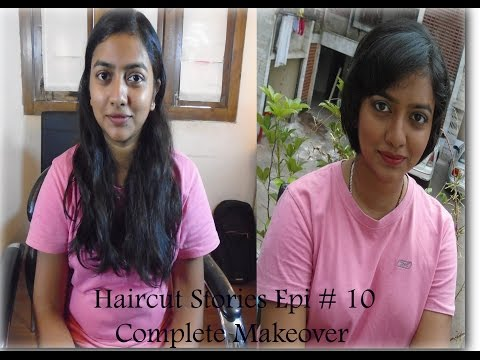 Haircut Stories Epi # 10 Complete Makeover
