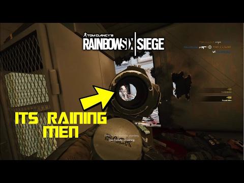 Rainbow Six Siege | Its Raining Men