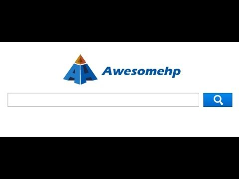 Remove Awesomehp.com Permanently - Manual Removal guide