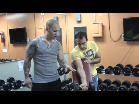 How to Build Muscle Mass for Your Arms - Boxing Lessons
