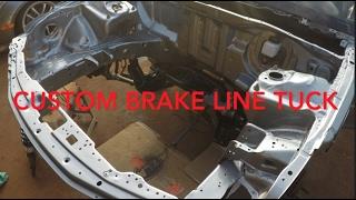 Chase Bays Baffled Power Steering Reservoir (K20 Integra