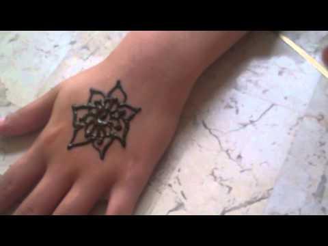 Henna Design After Care