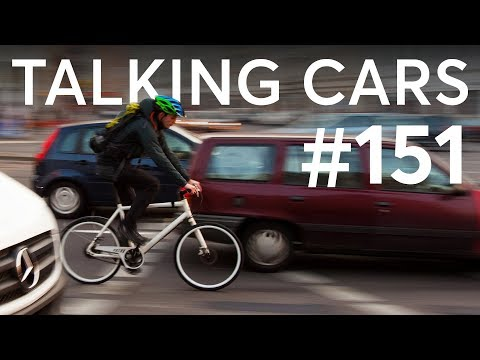 Cyclist/Motorist Etiquette, Mitsubishi Eclipse Cross   Talking Cars with Consumer Reports #151