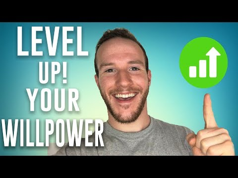 How to Increase Willpower and Self-Control