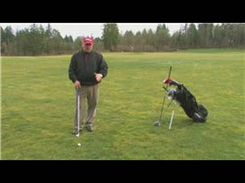 Golf Swing Tips : How to Hit a Golf Ball Lower