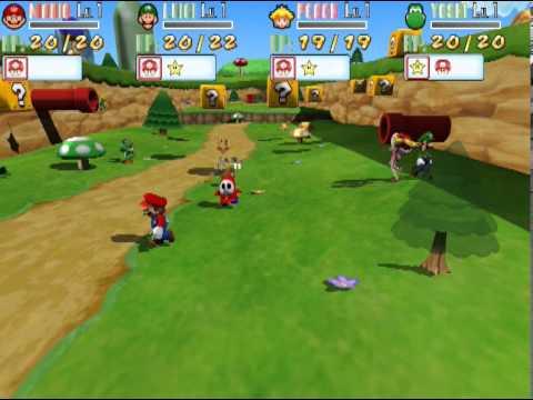 Unity Super Mario 3D Beat Em' Up / RPG Progress 3