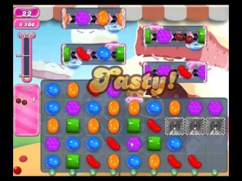 Candy Crush Saga Level 1642 - NO BOOSTERS