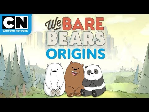 We Bare Bears Origin Stories | Cartoon Network
