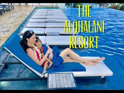 The Alohilani Resort - Beautiful Remodel of the Pacific Beach Hotel