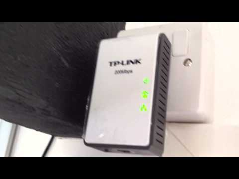 Installing TP-Link WPA-281 Poweline Adapters
