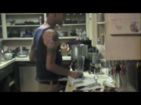 Beyond Raw (11): part 6 of all day with kEyTh-- perfect tasting medicinal herb tea