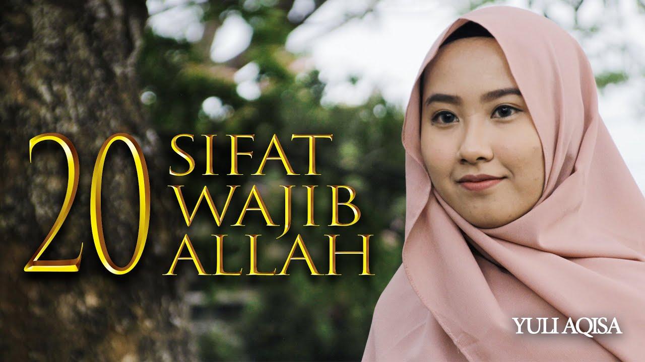 Wujud Qidam Baqa - Sifat Wajib Allah   Haqi Official