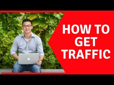 How To Get Traffic To Your Website (4 Specific Ways...)
