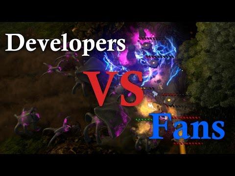 Grey Goo - Developers vs Fans | Multiplayer