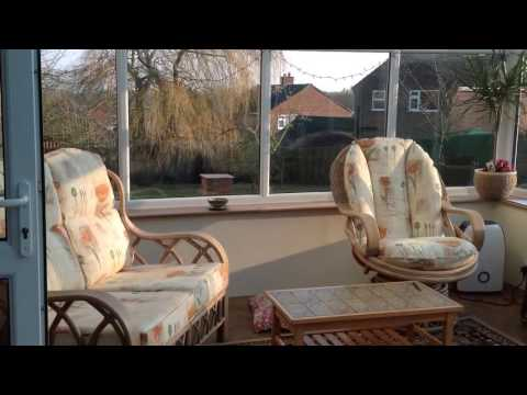 New conservatory inside HD