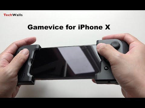 Gamevice Controller - Does It Fit iPhone X?