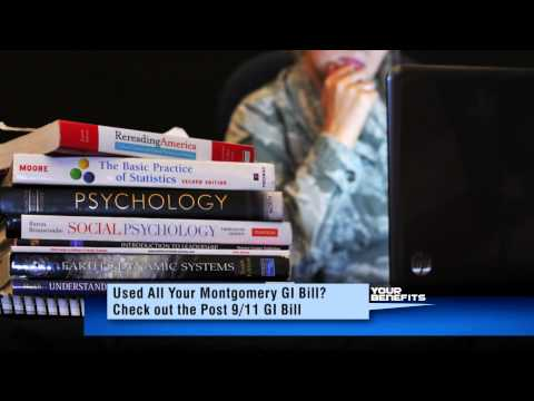 Your Benefits: Montgomery GI Bill to Post 9/11 GI Bill?