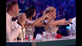 Savage Ned Delivers Another Roasting | Final | Britain's Got Talent 2017