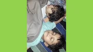 Good morning  up song ... Aryavir and Rutva