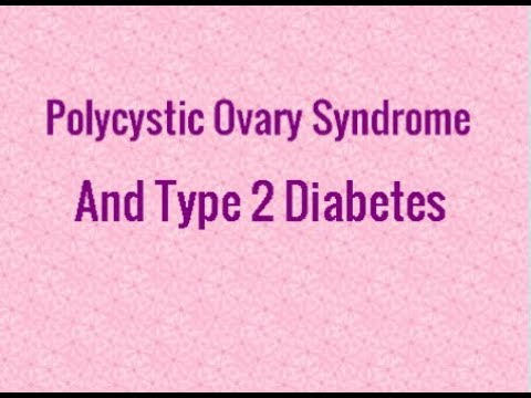PCOS and Type 2 diabetes - My story
