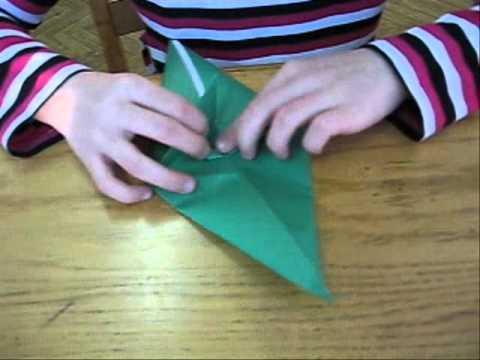Origami dinosaur by Nataia