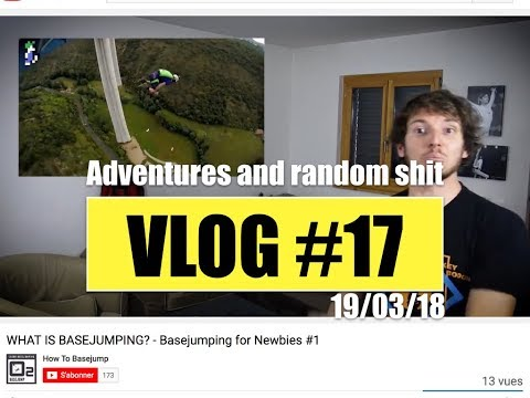Vlog #17  -  My new Youtube channel