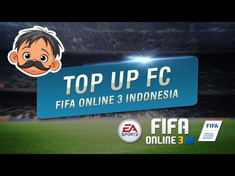 Top Up FC FIFA Online 3 Mobile