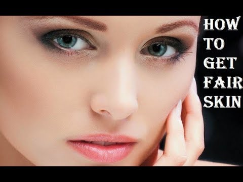 How To Get Fair Skin Naturally At Home In 7 Days (कैसे गोरा बनें) | Skin Care Tips & Remedies