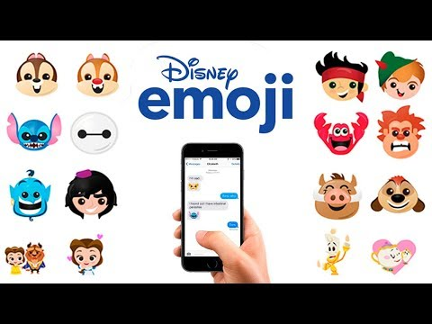 Disney Emoji Keyboard for iOS & Android | Download Emoji