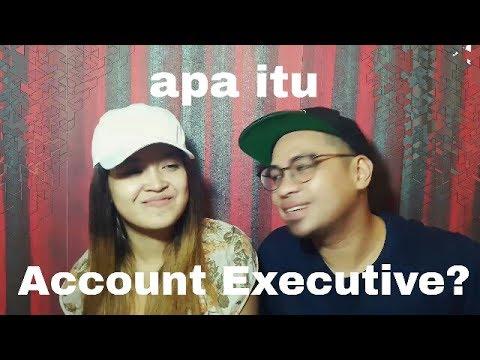 SALES HABBIT : APA ITU ACCOUNT EXECUTIVE ? PoyoyoKitelo #5