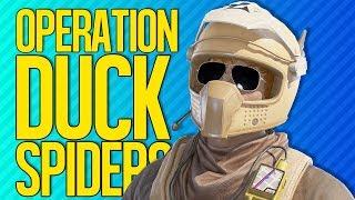 OPERATION DUCK SPIDERS | Rainbow Six Siege