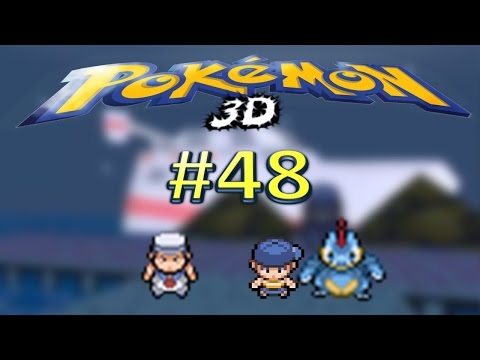 Let's Play Pokemon 3D Part 48: Journey to the Sevii Islands