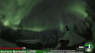 Aurora Borealis Live Stream Highlights 19.03.2018
