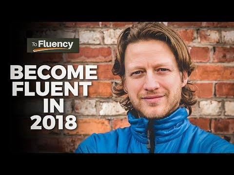 Achieve Your English Fluency Goals in 2018 - Finally Speak With Confidence!